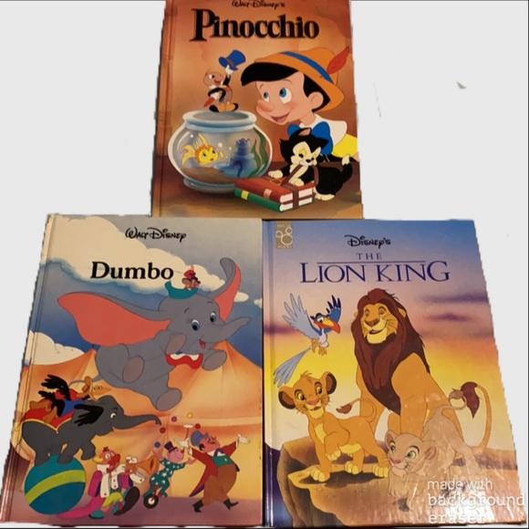Big Disney Books